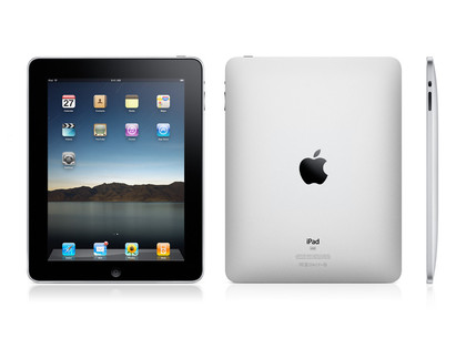 iPad, de Apple