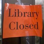Las bibliotecas inglesas… echan el cierre