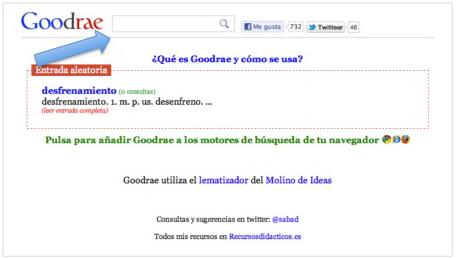 diccionario espanol online