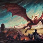 Sorteo de 3 ejemplares de Danza de dragones