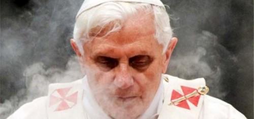 El Papa es esfuma