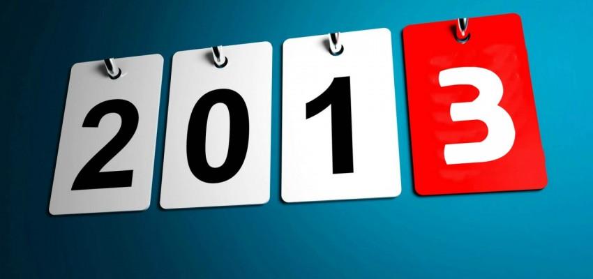 2013: resumen de año