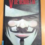 V de Vendetta, de Alan Moore